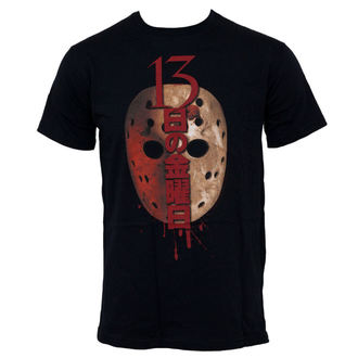 t-shirt men Friday 13th - Japanese - LIVE NATION - PE9960TSB