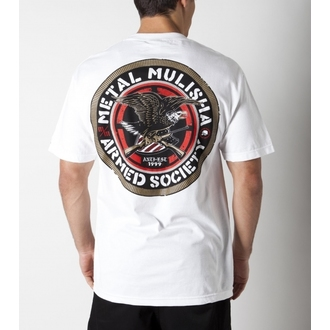 t-shirt street men's - Association - METAL MULISHA - M125S18130