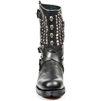 boots leather - MR020-S1 - NEW ROCK