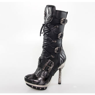 high heels women's - PUNK049-S2 - NEW ROCK - M.PUNK049-S2