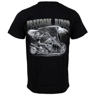 t-shirt men HERO BUFF - Freedom Ride - HB226