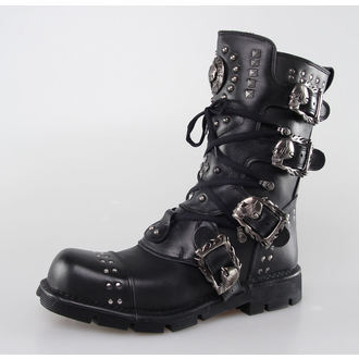 boots leather - 1474-S1 - NEW ROCK