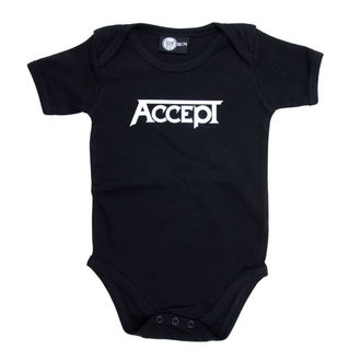 body children's Accept - Logo - Black, Metal-Kids, Accept