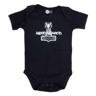 points children's Amon Amarth - Hammer - Black - Metal-Kids