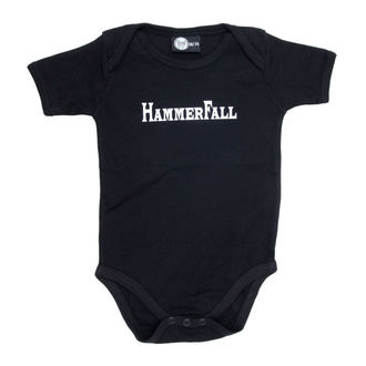points children's Hammerfall - Logo - Black, Metal-Kids, Hammerfall