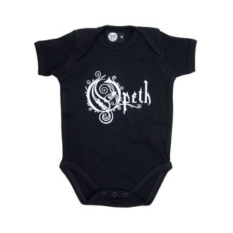 body children's Opeth - Logo - Black - Metal-Kids