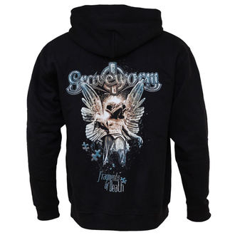hoodie men's Graveworm - Fagments Of Death - NUCLEAR BLAST, NUCLEAR BLAST, Graveworm