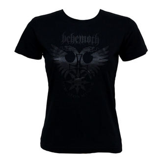 t-shirt metal women's Behemoth - Logo - PLASTIC HEAD - PH5286G