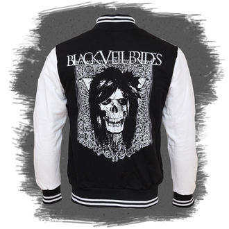 sweatshirt (no hood) men's Black Veil Brides - Gate - PLASTIC HEAD