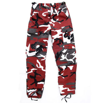 pants men US BDU - RED-CAMO - 200500_RED-CAMO