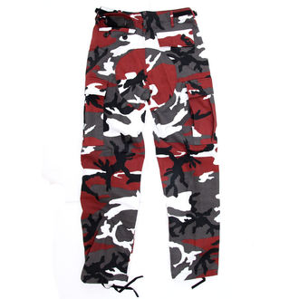 pants men US BDU - Army - Red Camo - 20050