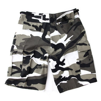 shorts men US BDU - Army - Metro Camo
