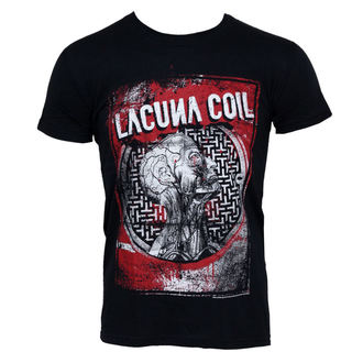 t-shirt metal men's Lacuna Coil - Dark Adrenaline - PLASTIC HEAD - PH5996