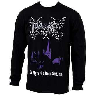 t-shirt metal men's Mayhem - De Mysteriis Dom Sathanas - PLASTIC HEAD, PLASTIC HEAD, Mayhem