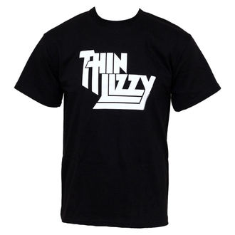 t-shirt men Thin Lizzy - Classic Logo - PLASTIC HEAD - PH5373