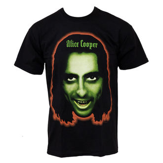 t-shirt metal men's Alice Cooper - Goes To Hell Face - PLASTIC HEAD - PH7045