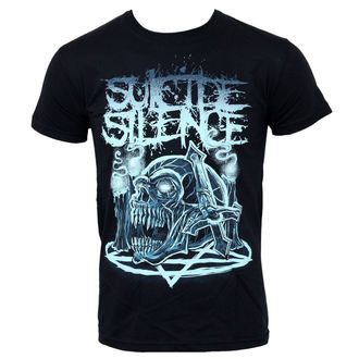 t-shirt metal men's Suicide Silence - The Ritual - LIVE NATION - PE10283TSBP