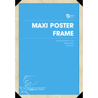frame to poster (61x91,5 cm) - Beech - GB Posters, GB posters