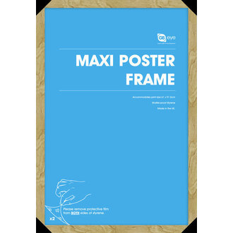 frame to poster (61x91,5 cm) - Oak - GB Posters, GB posters