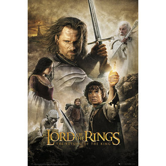 poster Lord Of The Rings - Return Of The King - GB Posters - FP2657