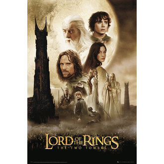poster Lord Of The Rings - Two Towers - GB Posters - FP2656