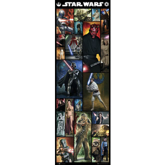 poster Star Wars - Compilation - GB Posters - DP0393