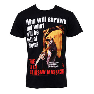 film t-shirt men's Texas Chainsaw Massacre - Bizarre - PLASTIC HEAD - PH7230