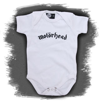 body children's Motorhead - Logo - White - Metal-Kids
