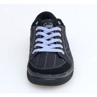 low sneakers women's - W Skyla - VANS - BLACK-GREY
