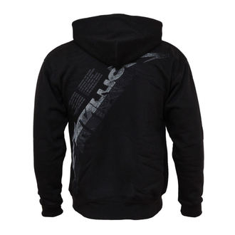 hoodie men's Metallica - Album Burnished - LIVE NATION - RTMTL022
