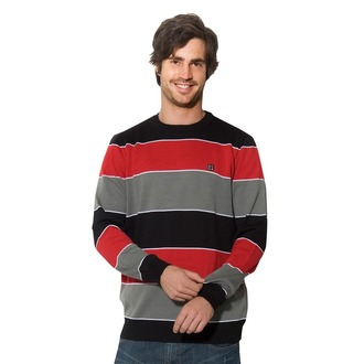 sweater men's Horsefeathers - Brasco - RED