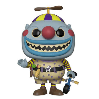 Figure Nightmare before Christmas - POP! - Clown, NIGHTMARE BEFORE CHRISTMAS, Nightmare Before Christmas