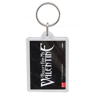 key ring (pendant) Bullet For My Valentine - Logo - Pyramid Posters, PYRAMID POSTERS, Bullet For my Valentine