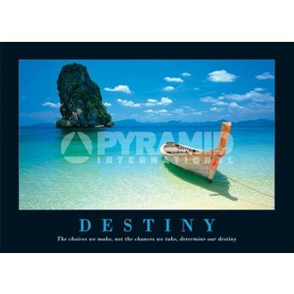 poster Destiny - Pyramid Posters - PM5006