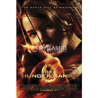 poster Necam - Hunger Games - Pyramid Posters - PP32756
