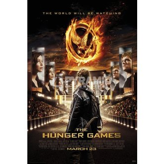 poster Necam - Hunger Games - Pyramid Posters - PP32757