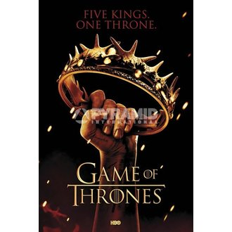 poster Game Of Thrones - Crown - Pyramid Posters - PP32783