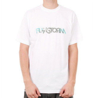 t-shirt street men's - Largo - FUNSTORM - 31 WHITE