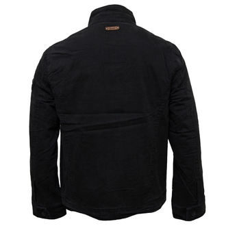 spring/fall jacket men's - Yellowstone - BRANDIT - 3115-schwarz