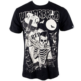 t-shirt hardcore men's - Bass To Your Face - LIQUOR BRAND - 149