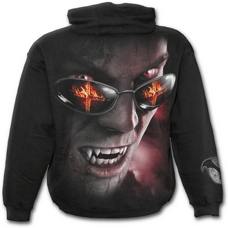 hoodie men's - The Lord Of Darkness - SPIRAL - DT213800