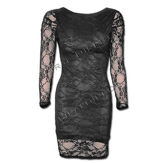 dress women SPIRAL - Lace Lined