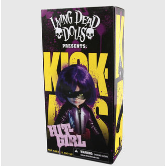 doll LIVING DEAD DOLLS - Kickass Hig Girl Exclusive