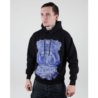 hoodie men's - Hot Roder - BLACK HEART - Hot Roder