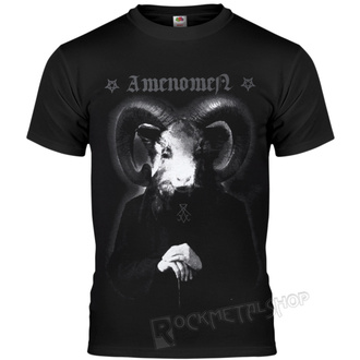 t-shirt hardcore men's - OLD GOAT - AMENOMEN - OMEN044KM