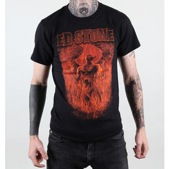 t-shirt men ED STONE - Reign In Hell