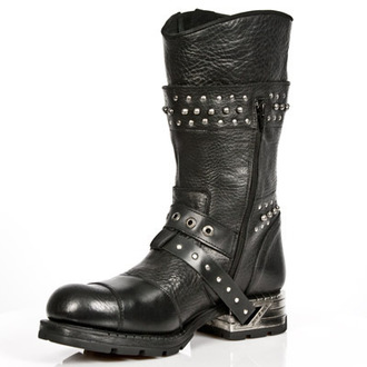 boots leather - MR022-S1 - NEW ROCK