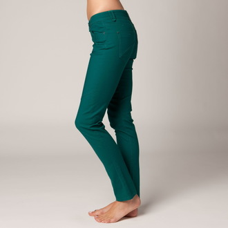 pants women FOX - Sound Pant - Emerald