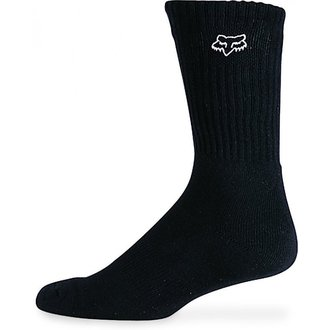 socks FOX - Singles - Black
