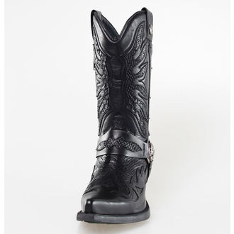 leather boots women's - 7991-S2 - NEW ROCK